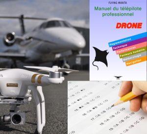 Manuel théorique du télépilote de drone professionnel
